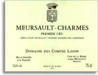 2010 Domaine Des Comtes Lafon Meursault Charmes