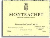 2011 Domaine Des Comtes Lafon Montrachet