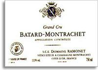 2010 Domaine Ramonet Batard-Montrachet