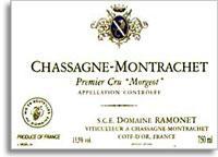 2010 Domaine Ramonet Chassagne-Montrachet Morgeot