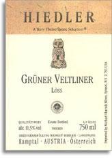 2010 Ludwig Hiedler Gruner Veltliner Loess