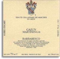 2008 Marchesi Di Gresy Barbaresco Martinenga Gaiun