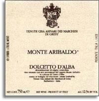 2011 Marchesi di Gresy Dolcetto d'Alba Monte Aribaldo