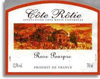 2009 Pierre Gaillard Cote-Rotie La Rose Pourpre