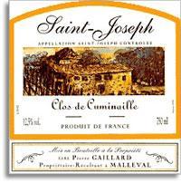 2013 Pierre Gaillard Saint-Joseph Clos de Cuminaille