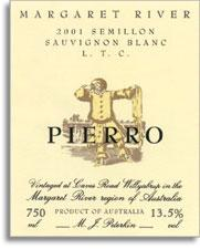 2012 Pierro Vineyards Ltc Semillon Sauvignon Blanc Margaret River