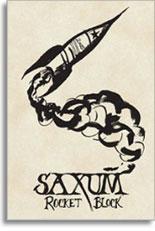 2012 Saxum Vineyards James Berry Vineyard Rocket Block Paso Robles