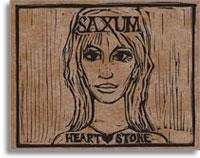 2010 Saxum Vineyards Heart Stone Vineyard Paso Robles