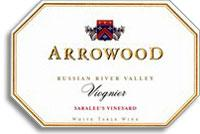 2011 Arrowood Vineyards and Winery Viognier Saralee's Vineyard Russian River Valley