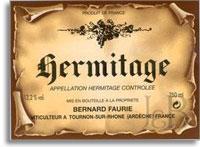 2010 Domaine Bernard Faurie Hermitage