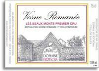 2003 Domaine Bertagna Vosne-Romanee Beaux-Monts
