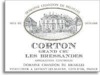 2007 Domaine Chandon De Briailles Corton Les Bressandes