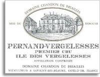 2011 Domaine Chandon de Briailles Pernand-Vergelesses Les Vergelesses