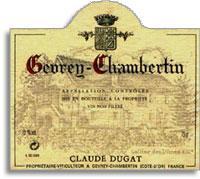 2012 Domaine Claude Dugat Gevrey-Chambertin