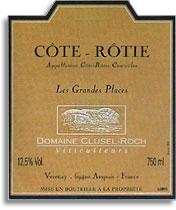 2010 Domaine Clusel Roch Cote-Rotie Les Grandes Places