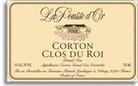2011 Domaine de la Pousse D'Or Corton Clos du Roi