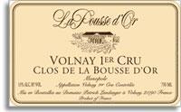 2009 Domaine de la Pousse D'Or Volnay Clos de la Bousse d'Or