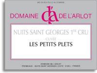 2011 Domaine de l'Arlot Nuits Saint-Georges Cuvee Les Petits Plets
