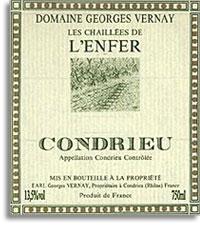 2004 Domaine Georges Vernay Condrieu Les Chaillees de L'Enfer