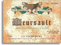 2012 Domaine Jean-Francois Coche-Dury Meursault