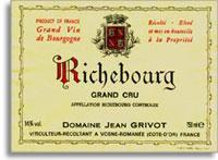 2009 Domaine Jean Grivot Richebourg