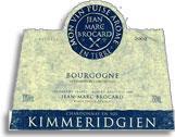 2010 Domaine Jean-Marc Brocard Bourgogne Blanc Kimmeridgien