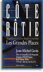 1999 Domaine Jean Michel Gerin Cote-Rotie Les Grandes Places
