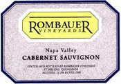 2010 Rombauer Vineyards Cabernet Sauvignon Napa Valley