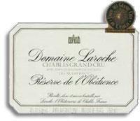 2012 Domaine Laroche Chablis Les Blanchots La Reserve de l'Obedience