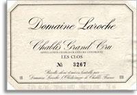 2007 Domaine Laroche Chablis Les Clos