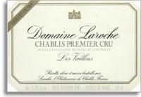2012 Domaine Laroche Chablis Les Vaillons
