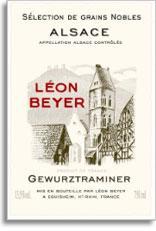 2010 Domaine Leon Beyer Gewurztraminer Selection De Grains Nobles