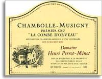 2008 Domaine Perrot-Minot Chambolle-Musigny Combe d'Orveau