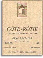 2008 Domaine Rene Rostaing Cote-Rotie Cuvee Classique