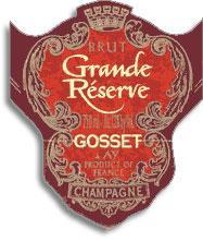 NV Gosset Grande Reserve Brut