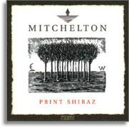 2005 Mitchelton Wines Shiraz Print Central Victoria