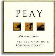 2012 Peay Vineyards Pinot Noir Pomarium Estate Sonoma Coast