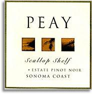 2012 Peay Vineyards Pinot Noir Scallop Shelf Estate Sonoma Coast