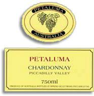 2010 Petaluma Chardonnay Piccadilly Valley