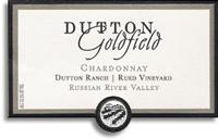 2010 Dutton-Goldfield Chardonnay Dutton Ranch Rued Vineyard Russian River Valley