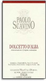 2001 Paolo Scavino Dolcetto d'Alba