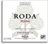 2008 Bodegas Roda Reserva Rioja
