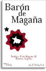 2004 Bodegas Viña Magaña Baron de Magana Navarra