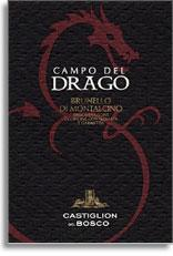 2008 Castiglion Del Bosco Brunello Di Montalcino Campo Del Drago