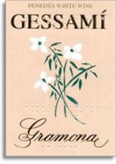 2012 Celler Gramona Gessami Blanco Penedes