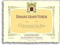 2010 Domaine Grand Veneur Chateauneuf-du-Pape