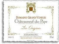 2010 Domaine Grand Veneur Chateauneuf-du-Pape Les Origines