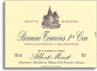 2010 Domaine Albert Morot Beaune Teurons