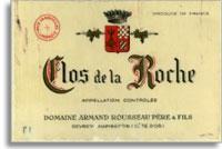 2003 Domaine Armand Rousseau Clos De La Roche