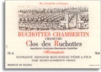 2005 Domaine Armand Rousseau Ruchottes-Chambertin Clos des Ruchottes